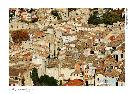 Nyons - Drôme Provençale © Nicolas GIRAUD