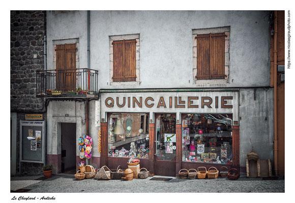 Le Cheylard - Ardèche © Nicolas GIRAUD