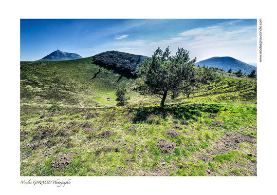 Monts Dômes - Auvrgne © Nicolas GIRAUD