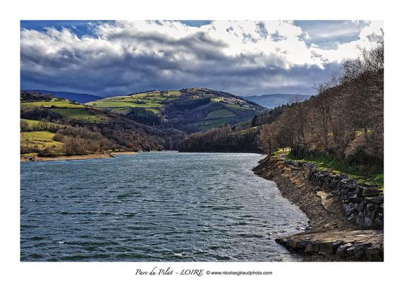 Barrage du Piney - Parc du Pilat © Nicolas GIRAUD