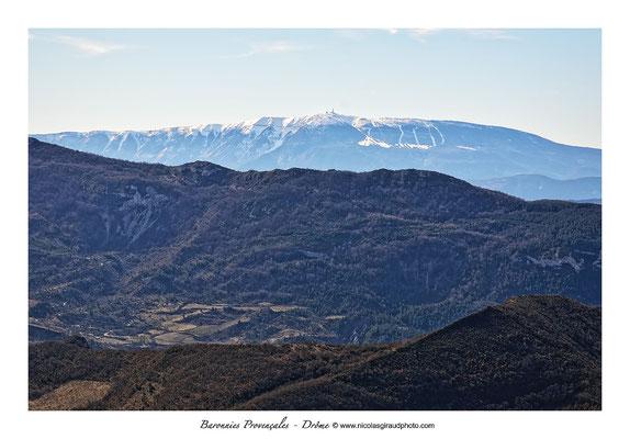 Mont Ventoux - Drôme Provençale © Nicolas GIRAUD