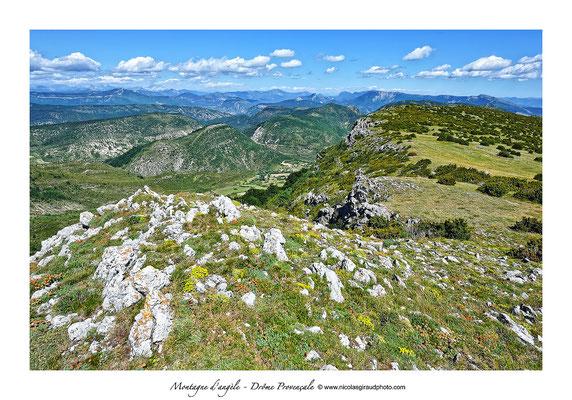Montagne d'Angèle - Drôme Provençale © Nicolas GIRAUD