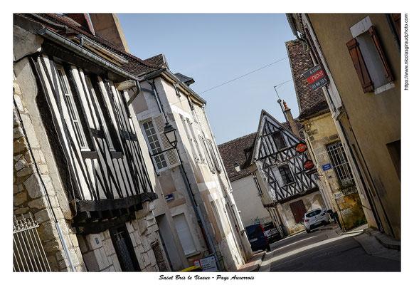 St Bris le Vineux - Yonne © Nicolas GIRAUD
