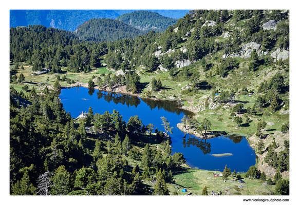 Lac Achard - Belledonne © Nicolas GIRAUD