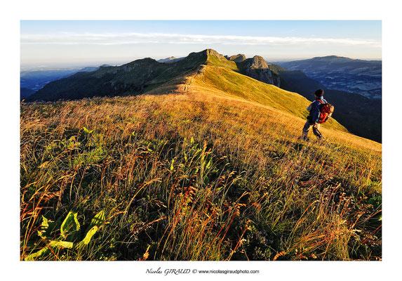 Col de Redondet - Monts du Cantal © Nicolas GIRAUD