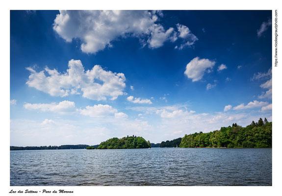 Lac des Settons - Parc du Morvan © Nicolas GIRAUD