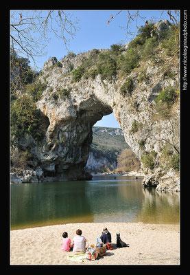 Vallon Pont d'Arc - Sud Ardèche
