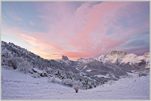 Montagne de Gresse - P.N.R. du Vercors © Nicolas GIRAUD
