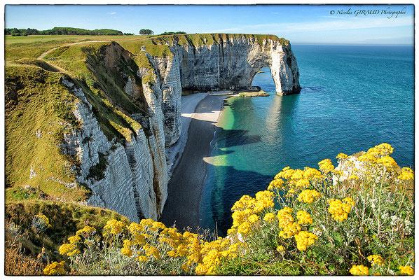 Etretat - Normandie © Nicolas GIRAUD