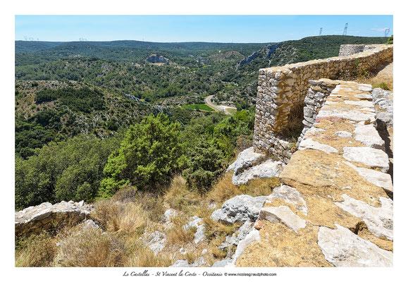 St Vincent la Coste - Gard - Occitanie © Nicolas GIRAUD