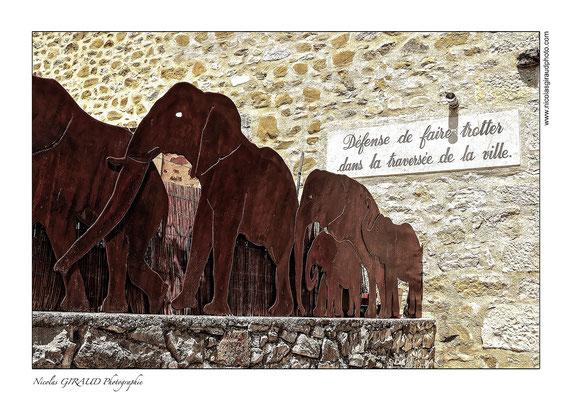 Pont de Barret - Drôme Provençale © Nicolas GIRAUD
