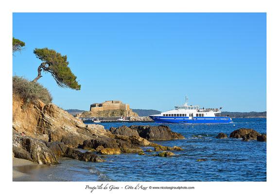 Port de la Tour Fondue - Presqu'île de Giens © Nicolas GIRAUD