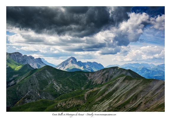 Champsaur & Montagne de Faraut © Nicolas GIRAUD