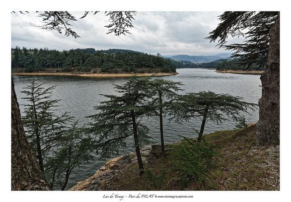 Lac de Ternay - Parc du Pilat © Nicolas GIRAUD