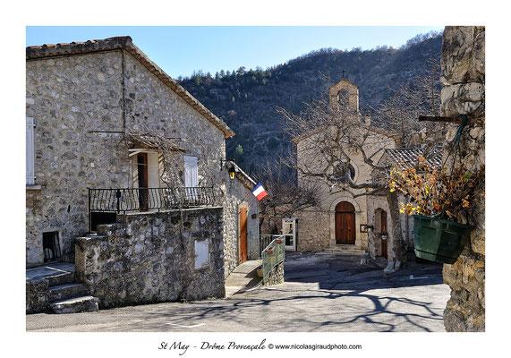 St May - Drôme Provençale © Nicolas GIRAUD