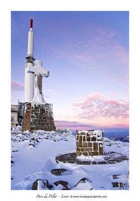 Col de l'oeillon - Parc du Pilat © Nicolas GIRAUD