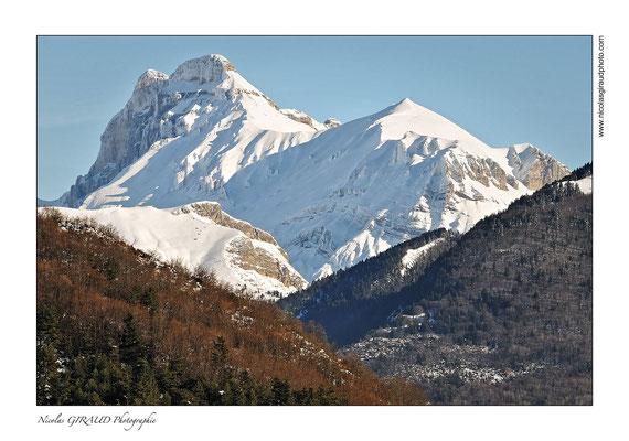 Grand Ferrand - Dévoluy © Nicolas GIRAUD