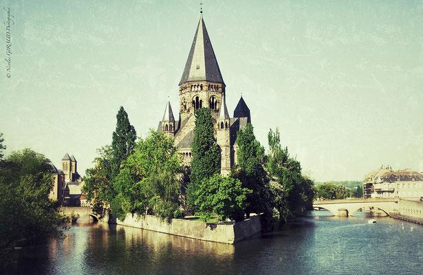 Temple Neuf © Nicolas GIRAUD