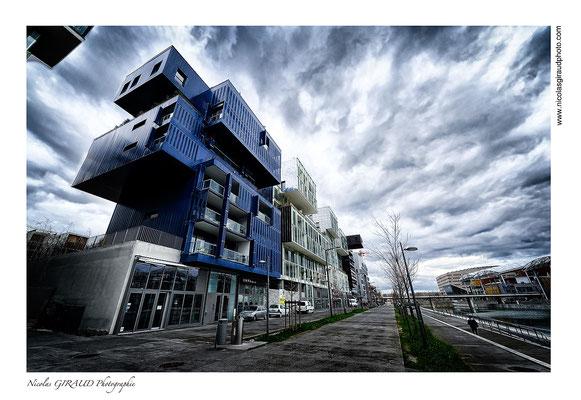 Eco quartier Confluences © Nicolas GIRAUD