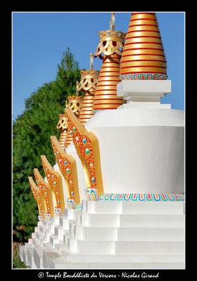 Temple Bouddiste - P.N.R. du Vercors © Nicolas GIRAUD
