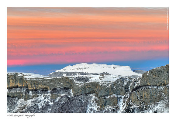 Roc de Toulau - P.N.R. du Vercors © Nicolas GIRAUD