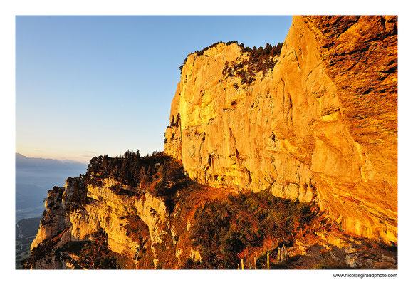 Sangle de l'Aulp du Seuil - P.N.R. Massif de la Chartreuse