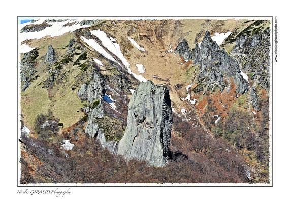 Dent de la Rancune - Vallée de Chaudefour © Nicolas GIRAUD