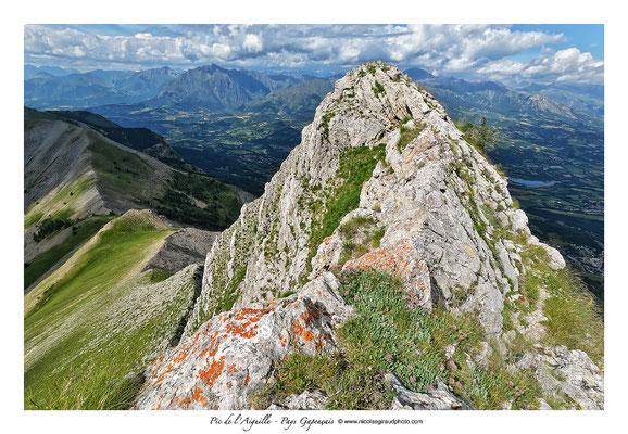 Pic de l'Aiguille - Pays Gapençais © Nicolas GIRAUD