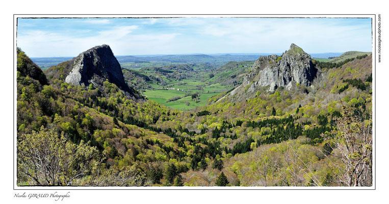 Tuilères & Sanadoire - P.N.R. des Monts Auvergne © Nicolas GIRAUD