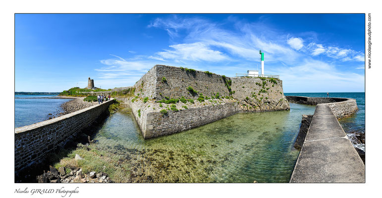 Fort Vauban la Hougue © Nicolas GIRAUD