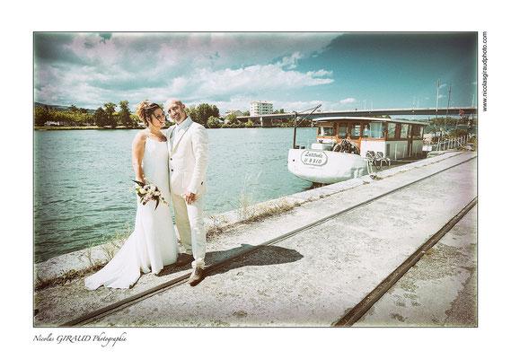 Alexandra & Chritian © Nicolas GIRAUD