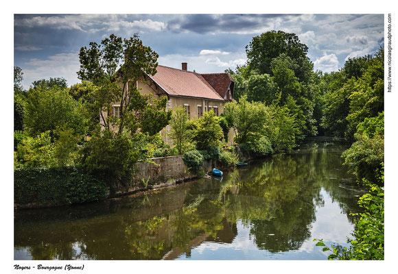 Noyers - Yonne © Nicolas GIRAUD