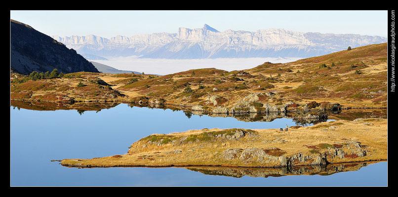 Lac Fourchu Taillefer © Nicolas GIRAUD