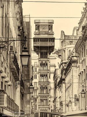 Baïxa - Lisbonne © Nicolas GIRAUD