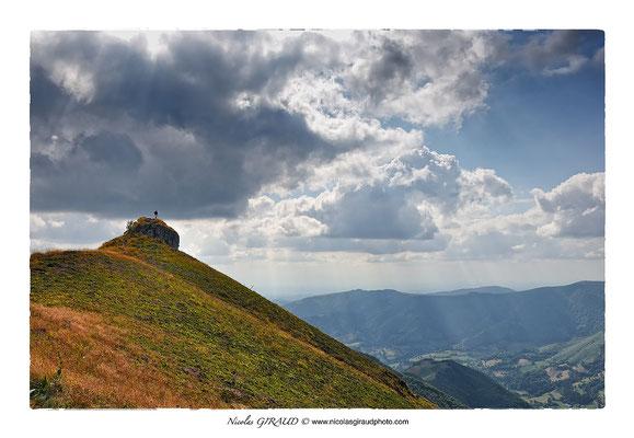 L'Elancèze - Monts du Cantal © Nicolas GIRAUD