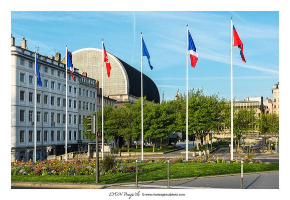 Lyon Presqu'île © Nicolas GIRAUD