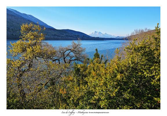 Lac de Laffrey - Matheysine (Dauphiné) © Nicolas GIRAUD