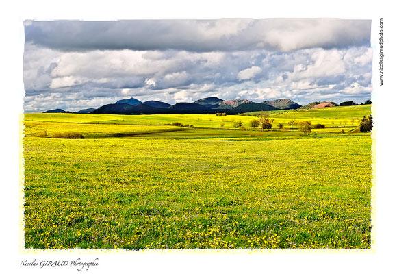 Puy de Dôme - Auvergne © Nicolas GIRAUD