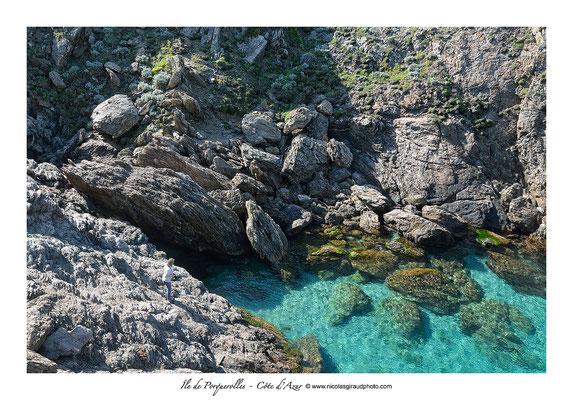 Gorge du Loup - Ile de Porquerolles © Nicolas GIRAUD