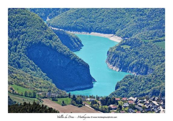 Vallée du Drac - Matheysine en Dauphiné © Nicolas GIRAUD