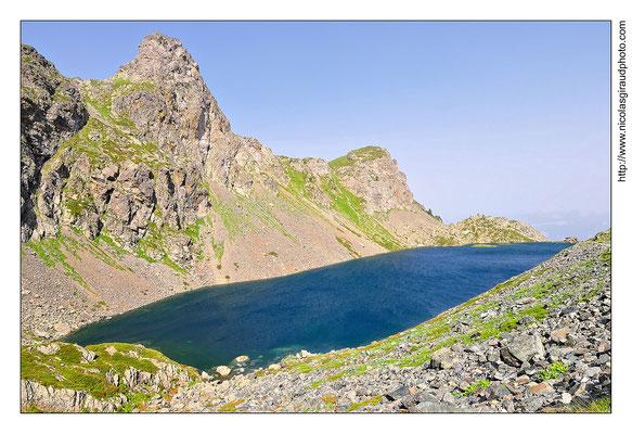 Lac du Crozet - Belledonne © Nicolas GIRAUD
