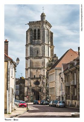 Tonnerre - Yonne © Nicolas GIRAUD