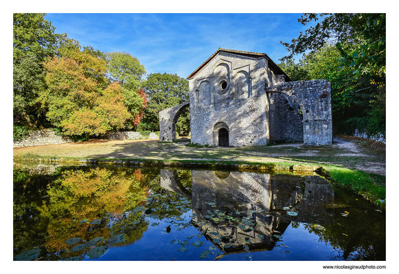 Chapelle du Val des Nymphes - Drôme Provençale