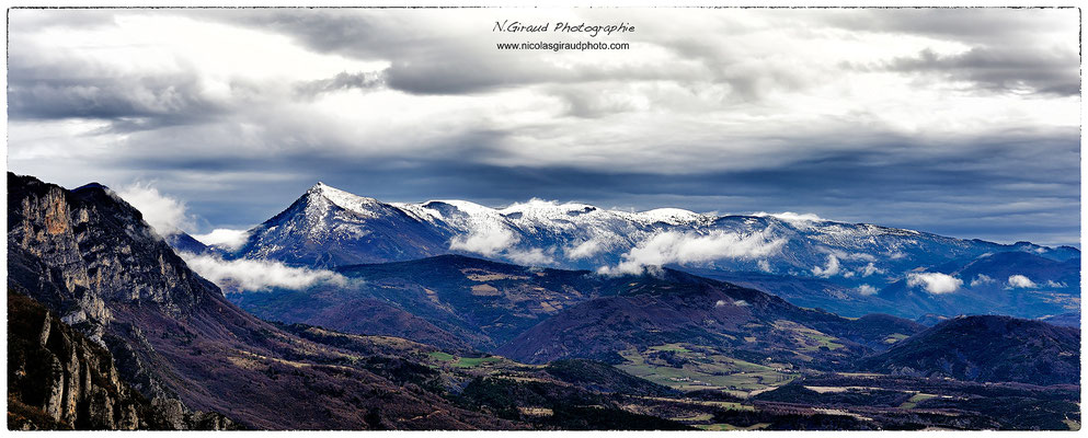 Montagne de Couspeau © Nicolas GIRAUD