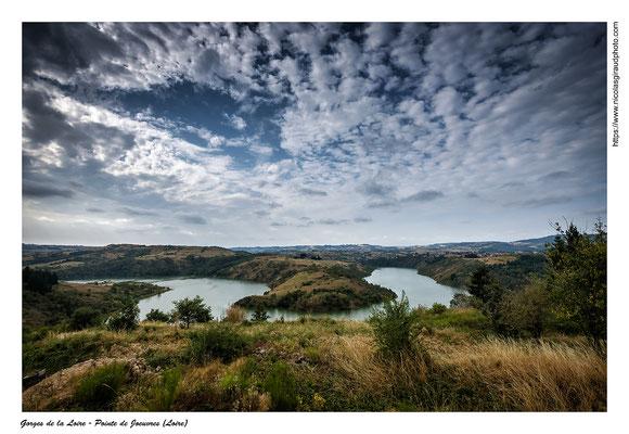 Joeuvres - Gorges de la Loire - Roannais © Nicolas GIRAUD