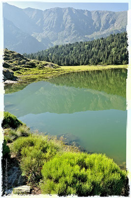 Lac de Font Vive - Pyrénées Orientales © Nicolas GIRAUD