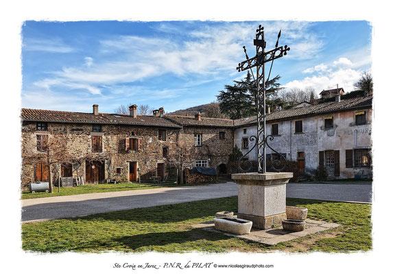 Ste Croix en - Jarez - Parc du Pilat © Nicolas GIRAUD