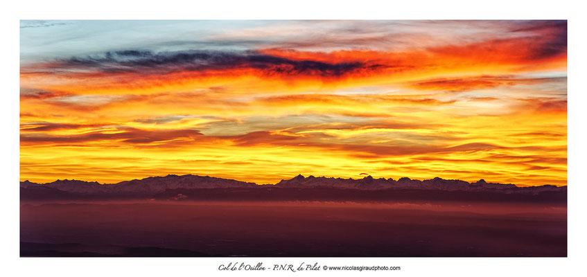 P.N.R. du Pilat (lever sur Alpes) © Nicolas GIRAUD