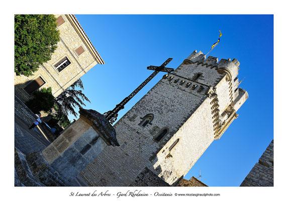 St Laurent des Arbres - Gard Rhodanien © Nicolas GIRAUD