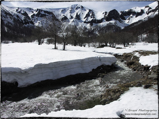 Chaudefour - P.N.R. des Volcans d'Auvergne © Nicolas GIRAUD